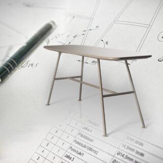 SELKA-design-prosessi - suunnittelu ja valmistus