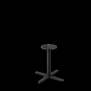 HIILI_Table_Base_Low_Black