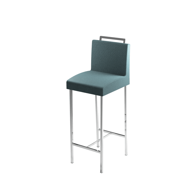 TRIM BJ Bar Stool