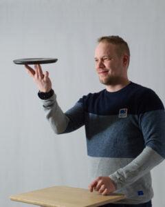 Aleksi Väisänen Project Sales and Logistics Selka Oy