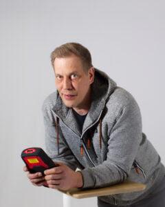 Janne Miettinen Production foreman Selka Oy