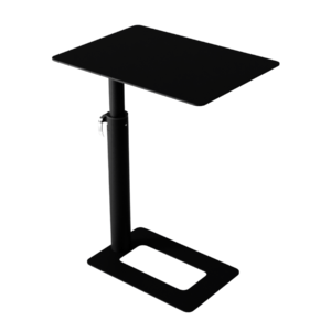 NERA Adjustable table Black