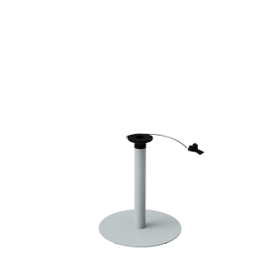 POP Table base Grey