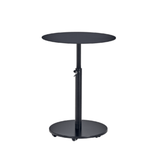 ROL Height adjustable table with castors