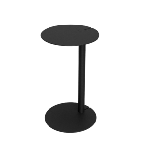 WireUp side table Black