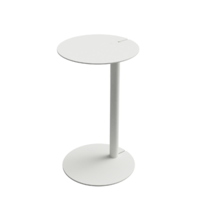 WireUp side table White