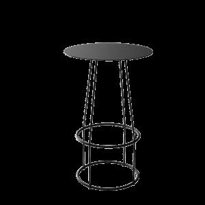 Siro bar table 110 70 Black