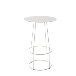 Siro bar table 110 70 White