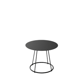 Siro table 50 70 Black