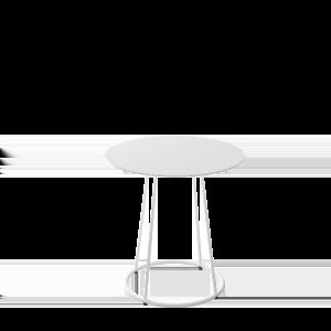 Siro table 70 70 White